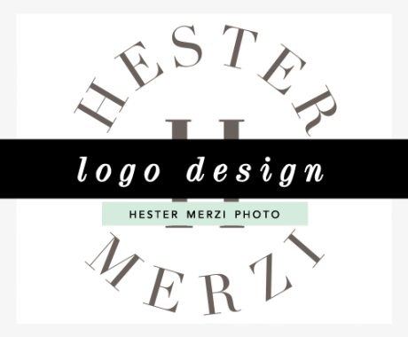 Logo Design: Hester Merzi (Photographer)