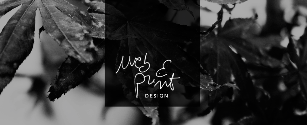 Web and Print Design for Bloggers and Businesses